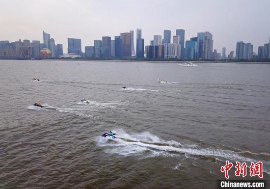 钱塘江禁渔范围扩大 娱乐性游钓不禁