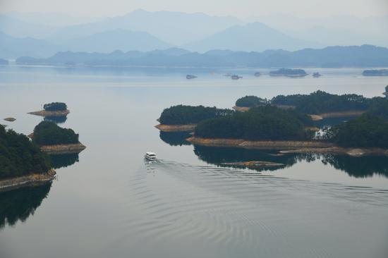 千岛湖景区 杨波 摄