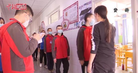 新疆服装厂变口罩厂只捐不售 助力全面复课
