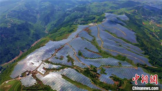 贵州新能源发电装机突破1000万千瓦