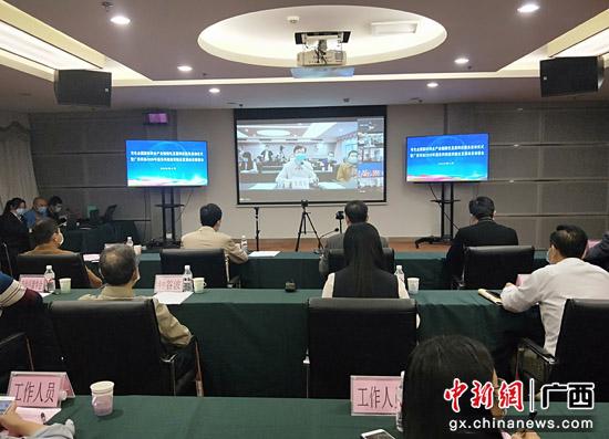广西科协与中国有色金属学会携手服务推动广西科技经济融合发展