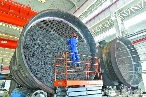 哈密:工業經濟較快增長