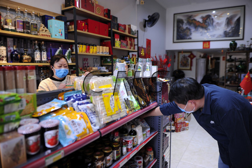 【华侨报】通讯:成就1.5万对跨海夫妻 桂林陆配演绎美好爱情故事
