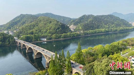 浙江通過國家生態省建設試點驗收 成為中國