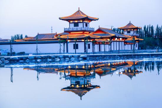 新和县:灯火阑珊处寻找另一种魅力