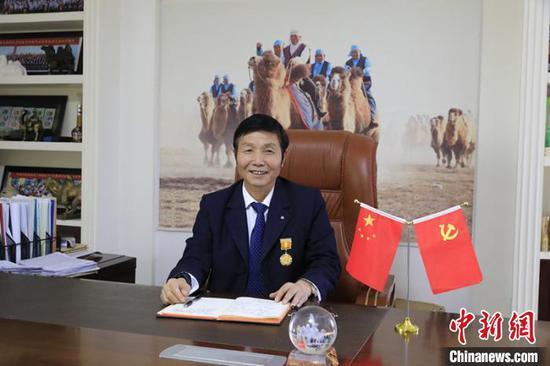 新疆骆驼产业带动绿色脱贫增收