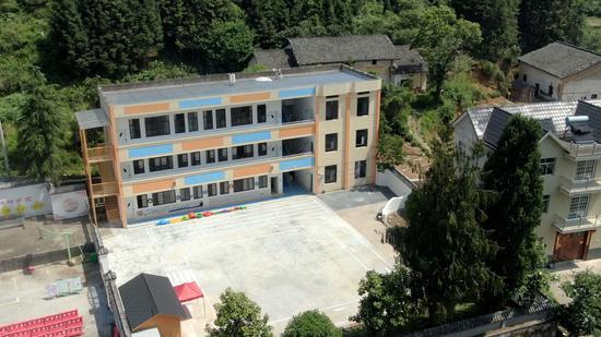 下庄村幼儿园 开化传媒集团提供