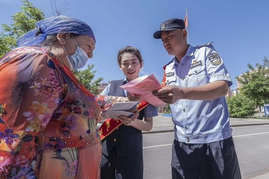 乌鲁木齐铁路公安局提示 发现报告铁路安全隐患予以重奖