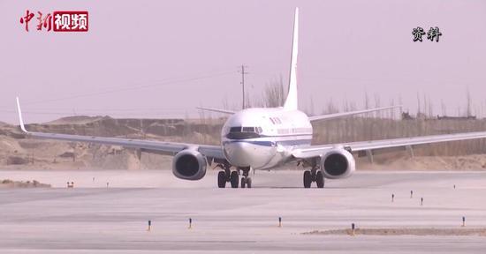 中國首個機場遠程塔臺在新疆成功試運行