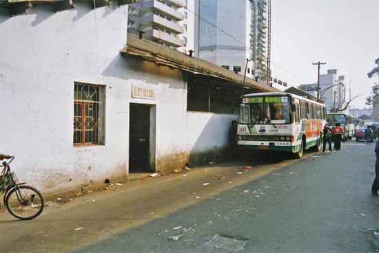 """""""初版""""341路公交。 宁波公交提供"""