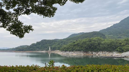 千島湖。錢晨菲 攝