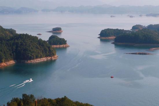 千岛湖旅游主题推介会举行 探文旅转型新思