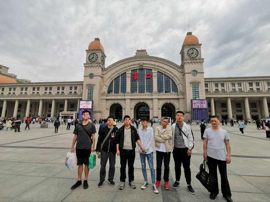 杭州警方抓获犯罪嫌疑人。杭州警方 供图