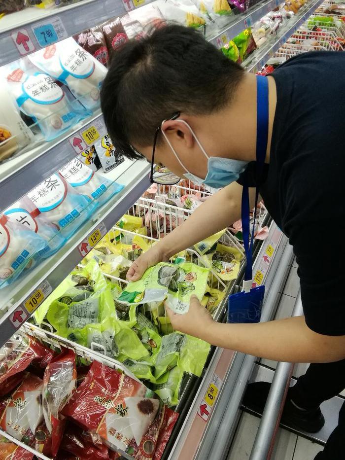 浙江省市场监管部门开展端午节令性食品专项监督抽检。浙江省市场监管局供图