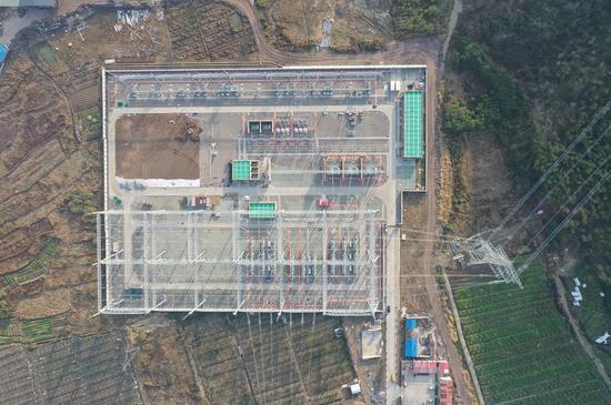 台州电网 张圆 供图