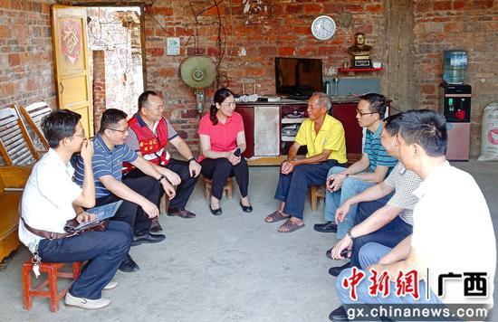 柳州市机关事务管理局开展基层党建工作座谈交流