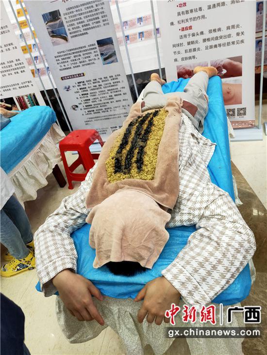广西国际壮医医院举办首届中医养生文化节
