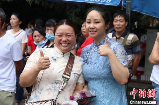 直击贵阳高考:老师称经历延期一个月的备考考生更坚毅