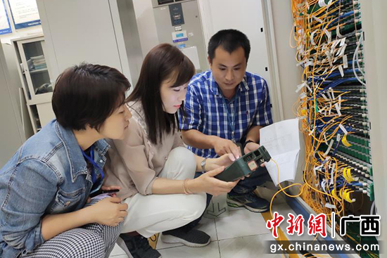 """新基建助力新经济 桂林移动5G建设跑出""""加速度"""""""