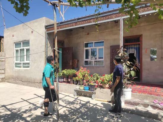 霍城縣發生5.0級地震 暫無人員傷亡和財產損失報告
