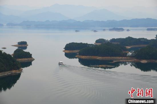 千岛湖恢复旅游接待 杭州淳安因汛情损失已