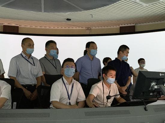 新疆空管局空管中心开展Ⅲ类盲降模拟机验证工作