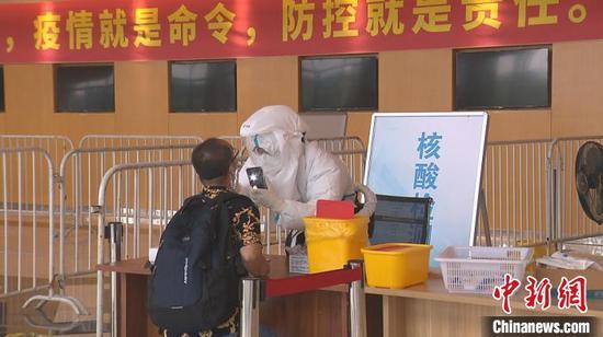 浙江绍兴一居民楼实行封闭式管理 311人核酸检测为阴性