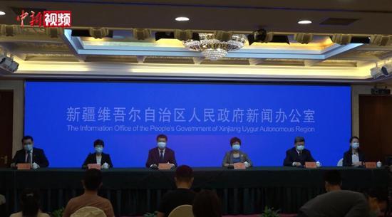 烏魯木齊市22日核酸檢測有望達到60萬人份