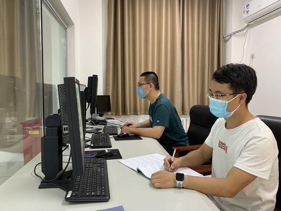 新疆空管局空管中心技术保障中心:疫情就是命令 坚守彰显担当