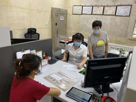 """工行战""""疫"""": 高效处理应急业务 解客户难题"""