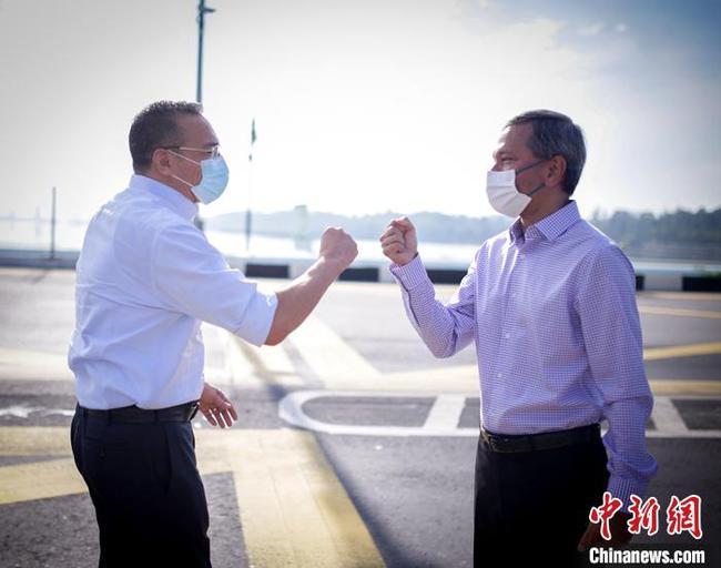 马来西亚新加坡就部分开放民众跨境通行达协议