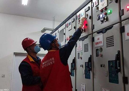 国网新疆电力全力保障疫情防控可靠供电