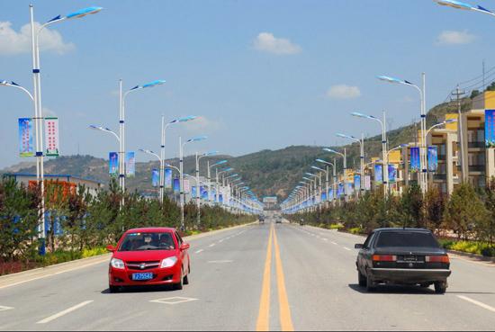 银川计划开建西夏区金波北街(培华路-大连路)道路