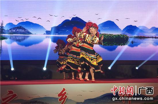 云南文山州旅游产品暨招商引资推介会在南宁举行
