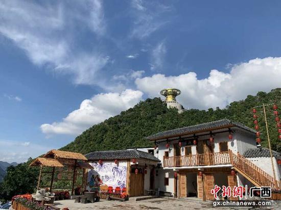 東蘭紅水河第一灣景區8月13日將推游覽優惠活動