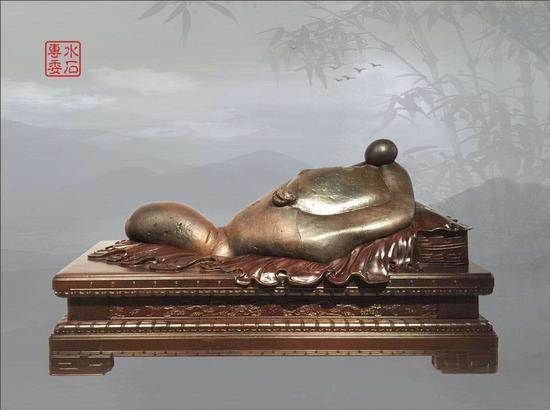 柳州市賞石協會成立來賓水沖石專委會