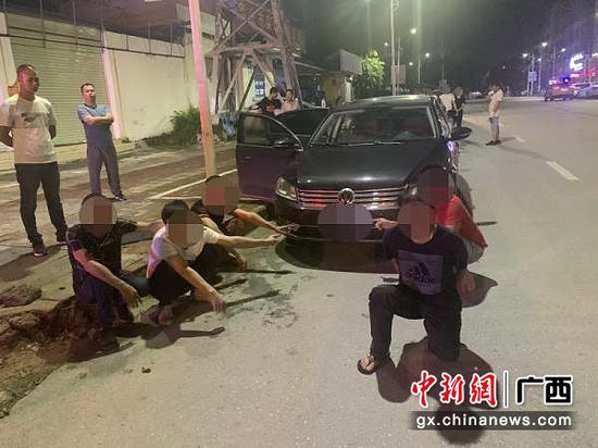 """崇左市森林公安局:""""六清""""攻坚清网逃 抓获7名吸毒人员"""
