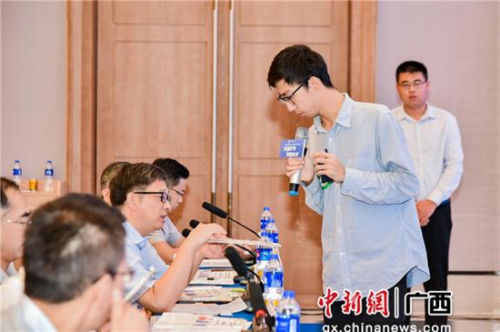 第五届南宁市创新创业大赛决赛圆满落幕