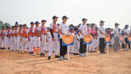 参赛队伍在浙江ALLBET杭州集结。  王刚 摄