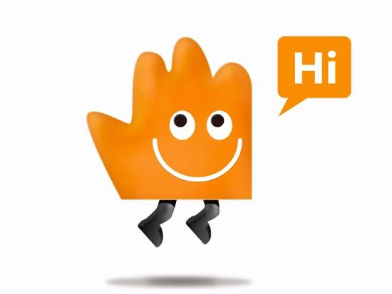 """温州银行吉祥物""""小Hi""""。 温州银行供图"""