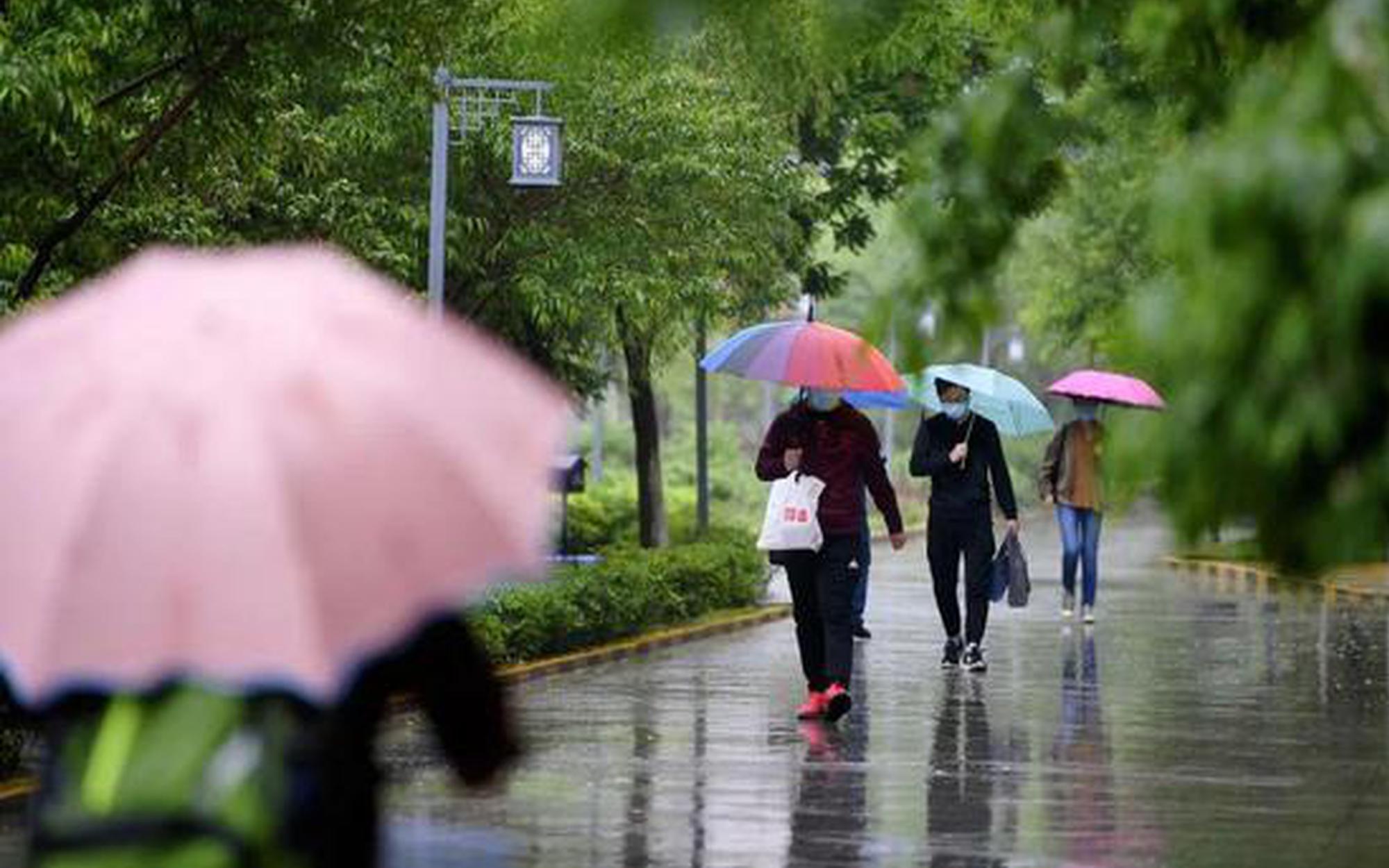 寧夏未來一周多雨多云,秋意濃濃記得穿秋褲
