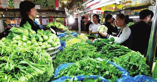 監測!近40天寧夏農副產品價格漲跌數據都在這了
