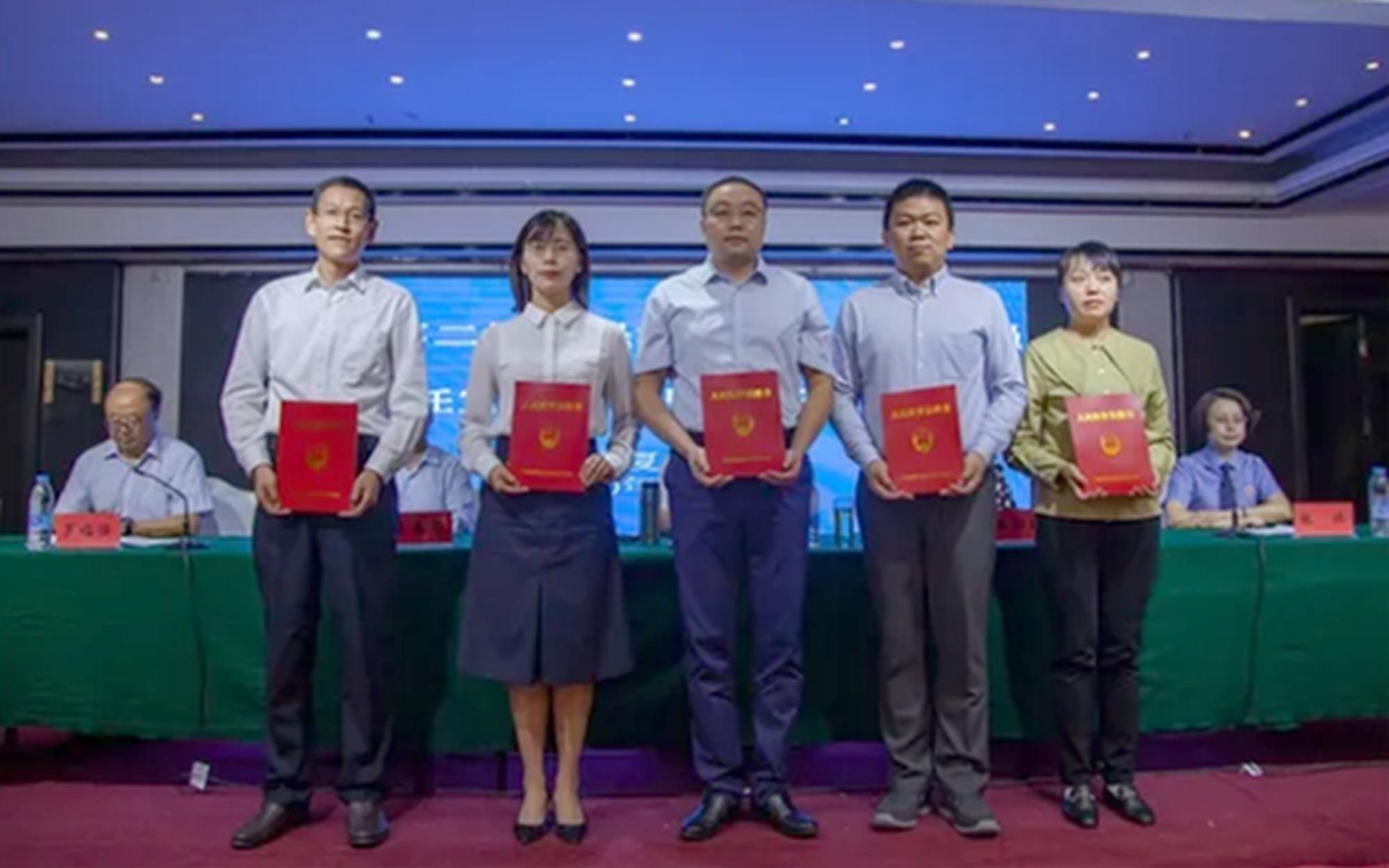 寧夏144名新任人民檢察院人民監督員正式上崗