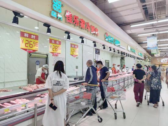 9月28日至10月4日,银川将投放364.8吨储备调控肉!(附投放网点)