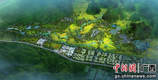 """融创践行""""城市共建者"""" 携手壮美广西建设美好城市"""