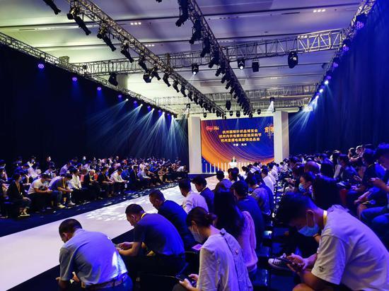 2020杭州国际针织品博览会启幕 打造针织行业共荣生态