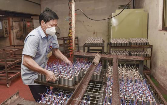 越来越多人跨越山水,来到金华就业逐梦。 金华宣传部提供