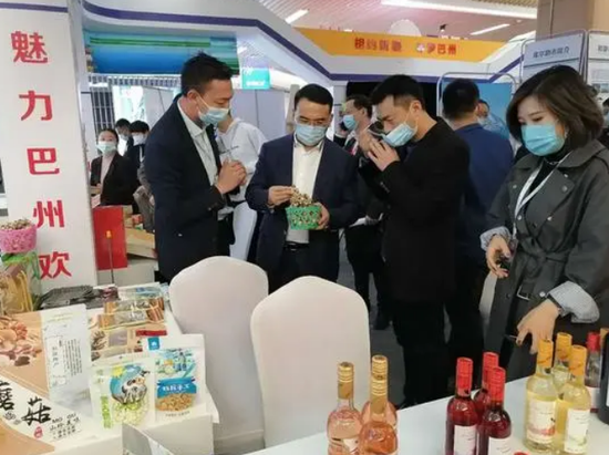 新疆好物节:为优质农副产品搭建产供销平台
