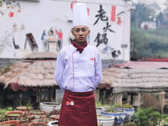 李锦记希望厨师朱子翔与他创办的生态农庄