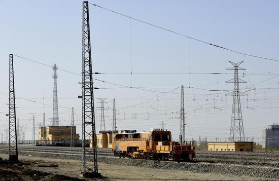 格库铁路新疆段开通倒计时